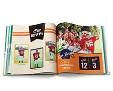 Sports Photo Books