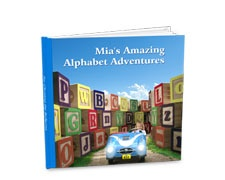 My Amazing Alphabet Adventures