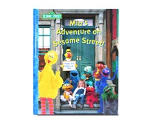 My Adventure on Sesame Street